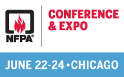 National Fire Protection Association Conference and Expo Logo 2015